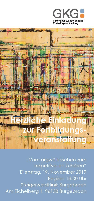 20191119 Fortbildungsveranstaltung Steigerwaldklinik0001
