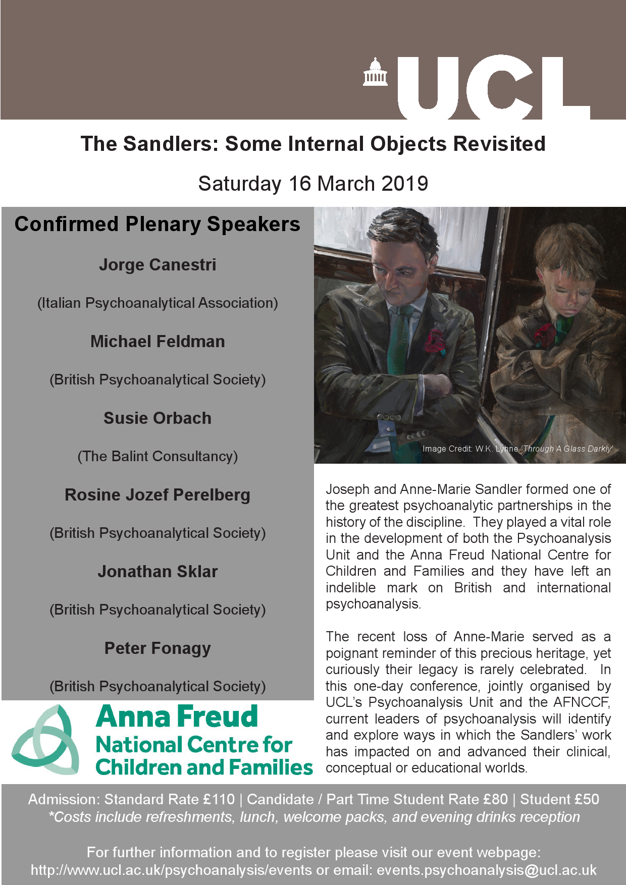 The Sandlers Conference Flyer0001