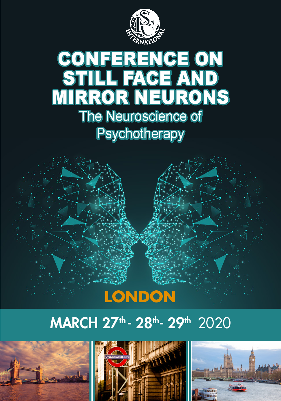 CONFERENCE Still face and Mirror Neurons LONDON marzo 2020 10001