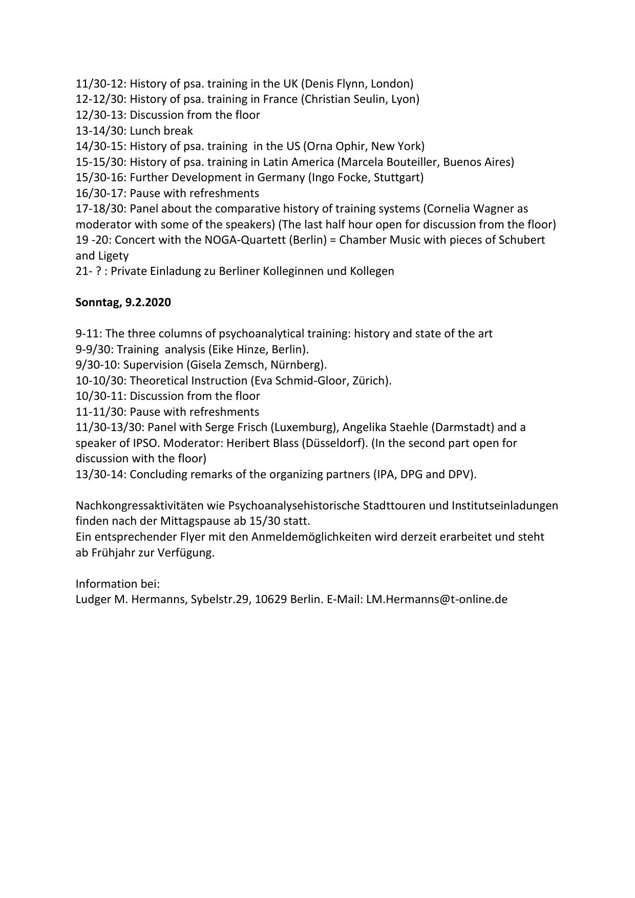 Einladung nach Berlin Programm 6 2 2019 Ludger H0002