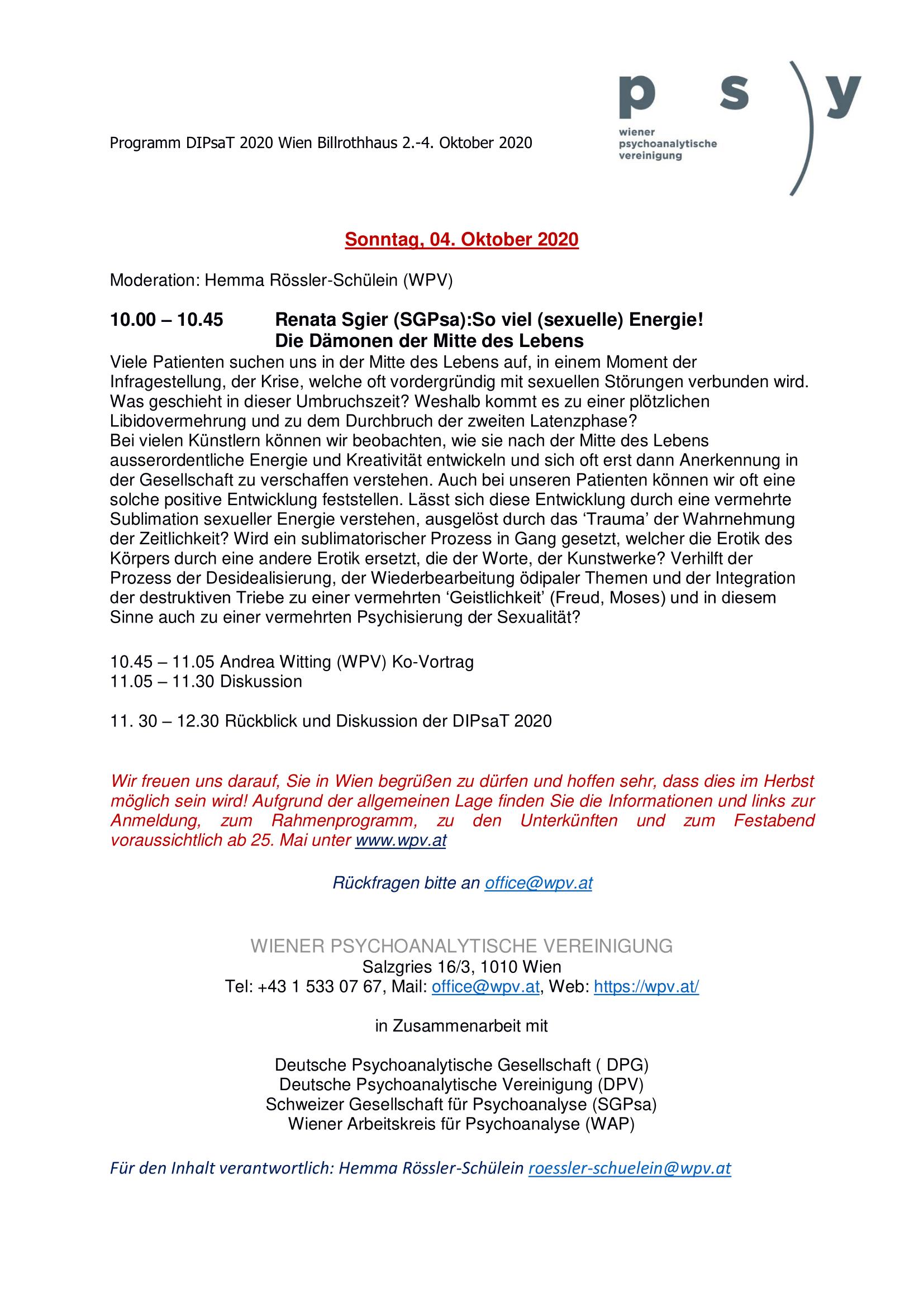 Programm DIPSAT 2020 4