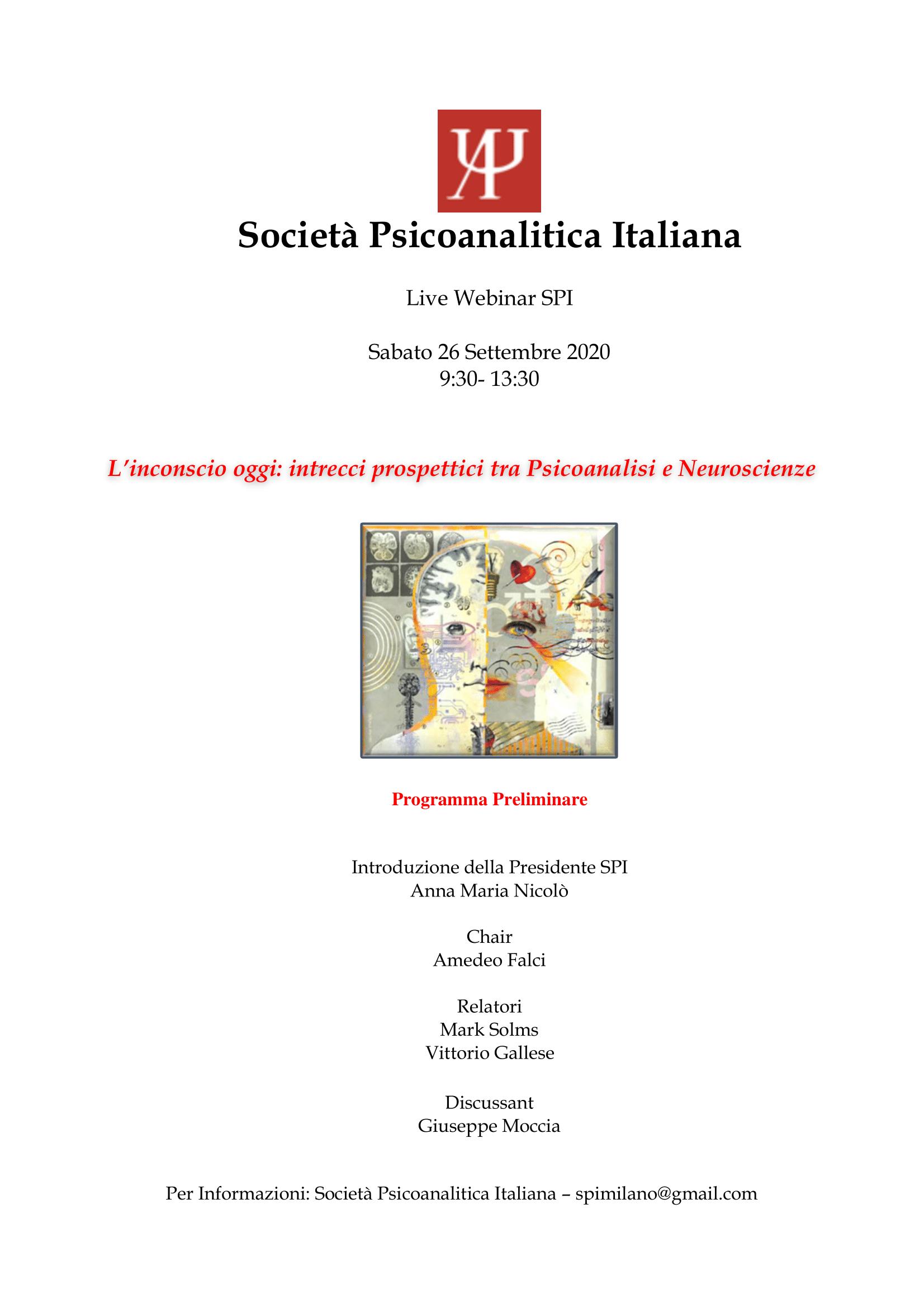 webinar programmaprovvisorio26 settembre 2020 1